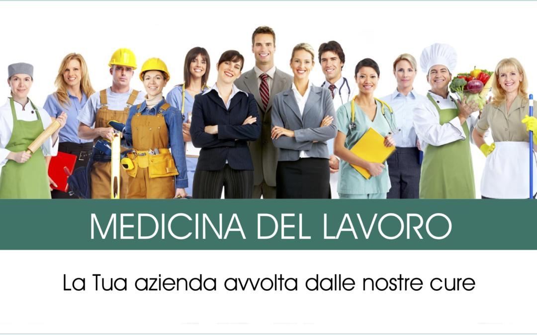 MEDICINA DEL LAVORO: il nostro servizio per la salute di chi lavora